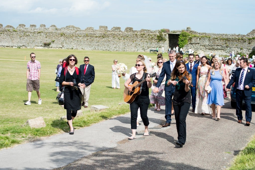 Creative Ways to Use A String Quartet At Your Wedding