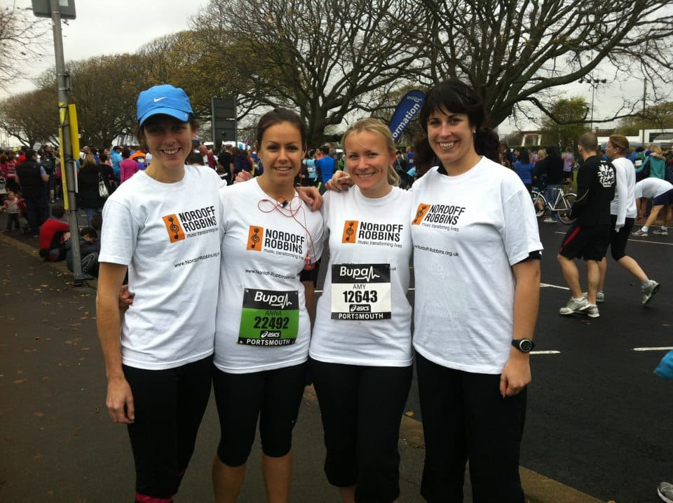 Great South Run Hampshire String Quartet