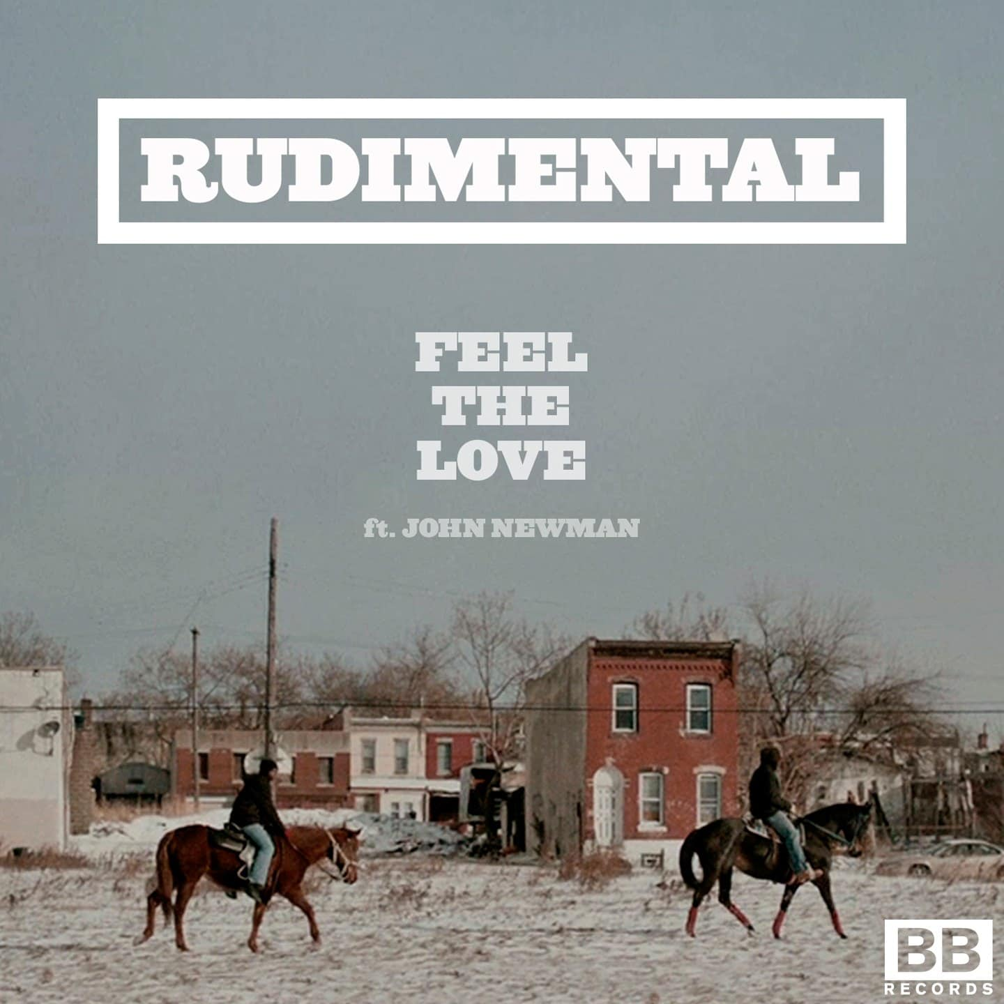 Rudimental Feel The Love