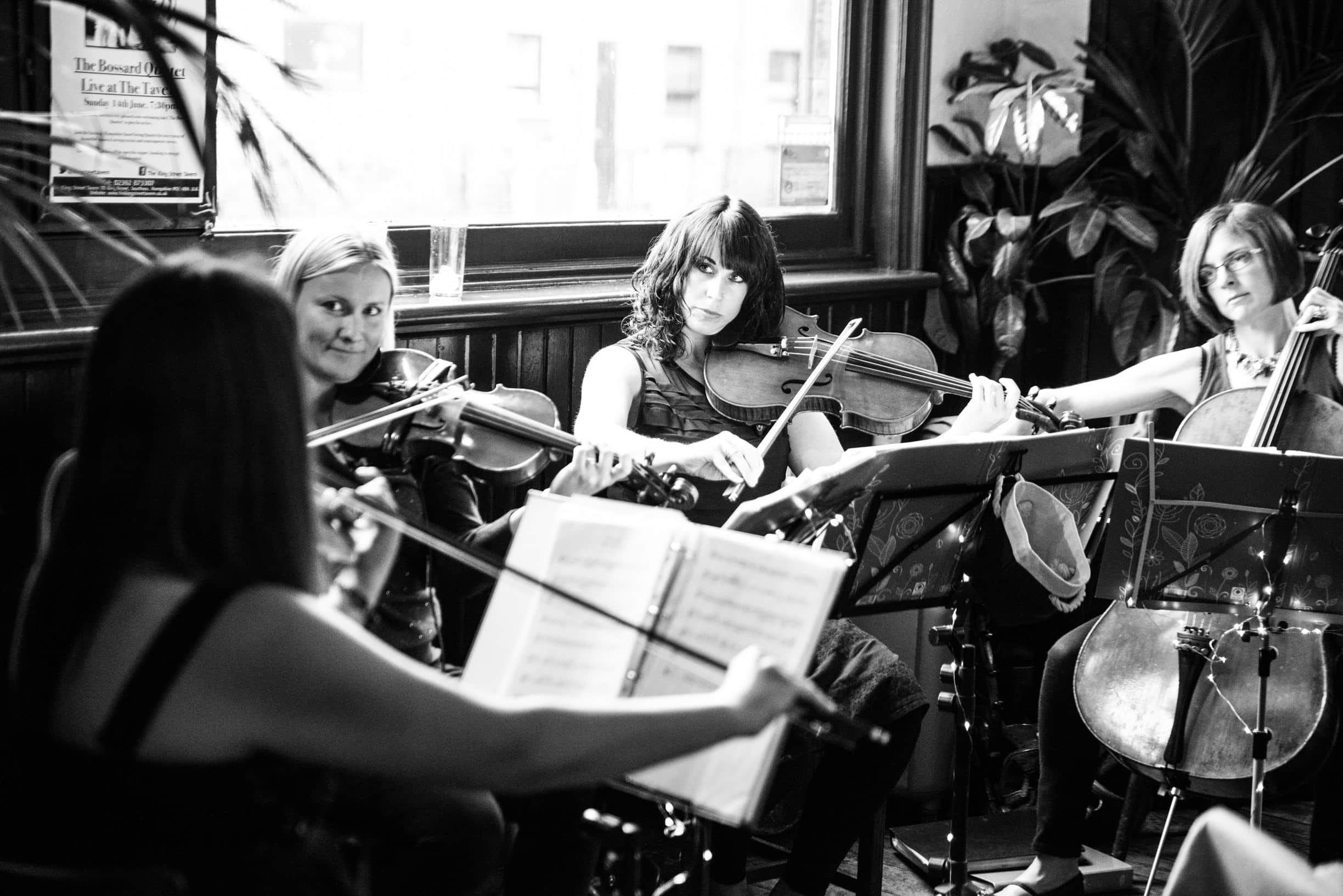 String Quartet Live At The King Street Tavern