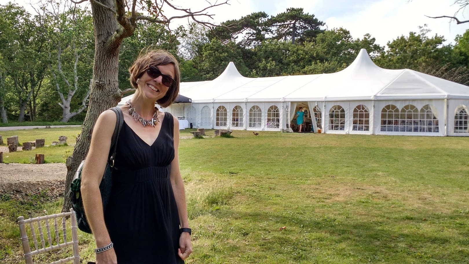 Tournerbury Woods Hayling Island Wedding