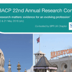 BACP Research Conference 2016