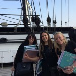 A String Quartet Quiz onboard HMS Warrior