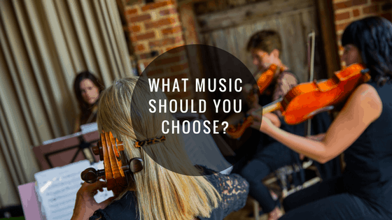 What music should you choose?