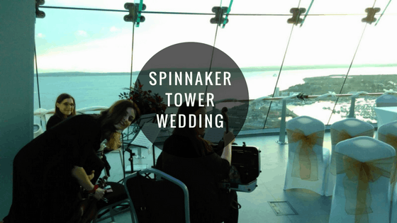 Spinnaker Tower Wedding