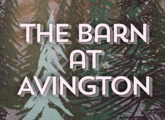 The Barn at Avington